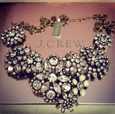 J.Crew Necklace - I need you so much