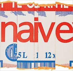 Alan Fletcher 'Evian' 'Naive'