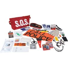 Where can I find a list about First Aid Kits | Industrial Safety Concerns | Scoop.it