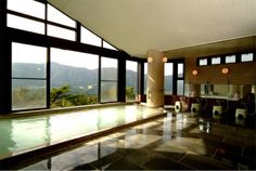 Lodge Fujimien, Hakone (¥10,450pp during peak season, includes breakfast and dinner, but no private onsen)