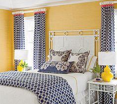 Colorful Cottage Decor