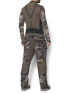 ec4f82ba Men's Under Armour Scent Control Infrared Storm 2 Barrier Bib Size 2xl for  sale online | eBay