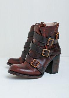 Hustle Ankle Boots By Freebird By Steven