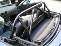 Flyin' Miata : Safety : Hard Dog Sport rollbars : 1990-05 Hard Dog Sport