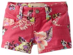 Roxy Girls 2-6X TW Ferris Wheel Short for only $15.15 You save: $22.85 (60%)