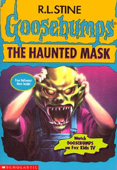 Goosebumps! and fear street I love r.l. stine