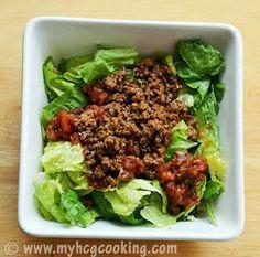 P2 Taco Salad