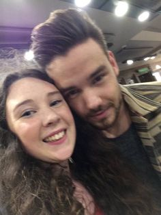Liam with a fan today