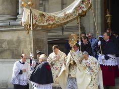 Corpus Christi in England