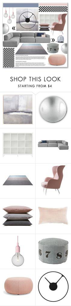 """Design details"" by mariarty ❤ liked on Polyvore featuring interior, interiors, interior design, home, home decor, interior decorating, Benson-Cobb Studios, Michael Aram, Muuto and ESPRIT"