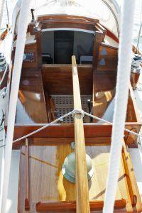 Click to enlarge image of 32 ft Berthon 8 Ton Gauntlet 1939 boat for sale