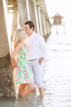 Naples engagement by hunterryanphoto.com