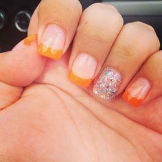 Fancy summer nails