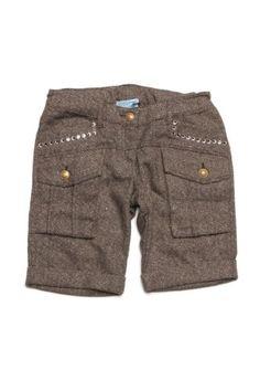Miss Blumarine Pants Anina, Color: Brown, Size: 140  #Blumarine #Apparel