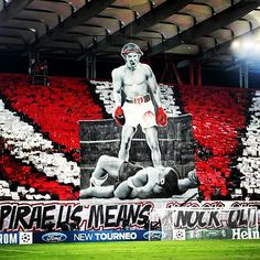 Gate 7 for ever...