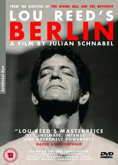 Order Lou Reed's Berlin on Blu-ray or DVD on http://www.amazon.co.uk/Lou-Reeds-Berlin-Julian-Schnabel/dp/B001EBO92E/  #LouReed