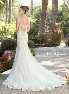 Wedding Dresses | Bridal Gowns | 2016 IVOIRE NEW YORK - Blaire