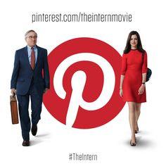 Swoon! Go behind the scenes of #TheIntern on @Pinterest! http://pinterest.com/theinternmovie
