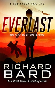 Everlast, a BRAINRUSH Thriller by Richard Bard on StoryFinds - Thriller - 99¢ Robots with human consciousness? Kidnapping, crashing into the jungle = action-packed read in a cyber whodonit https://storyfinds.com/book/13071/everlast-a-brainrush-thriller