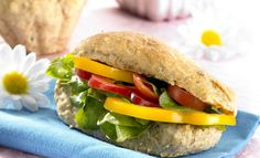 Ciabatta, Salmon Burgers, Scones, Guacamole, Food Inspiration, Sandwiches, Rolls, Food And Drink, Chicken