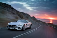 Mercedes-Benz is gunning for Porsche with the new AMG GT, in an interesting manifestation of the role reversal among German automakers. The 2016 AMG GT is only the second sports car to be developed entirely in-house by Mercedes-AMG. Maserati, Lamborghini, Ferrari, Mercedes Benz Amg, Mercedes Car, Audi, Bmw, Jaguar F Type, Sexy Cars
