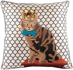 Cat Cushion - Natural Collection Select - Ethical Superstore