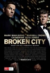 Film Review: Broken City (2013)