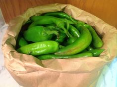 How to Process and Preserve Green Chilies