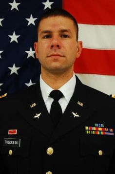Army Chief Warrant Officer 2 Christopher R. Thibodeau  Died May 26, 2011 Serving During Operation Enduring Freedom  28, of Chesterland, Ohio, assigned to the 1st Battalion, 4th Combat Aviation Brigade, Fort Hood, Texas; died May 26 in Naka Bowl, Paktika province, Afghanistan, of injuries sustained when his helicopter crashed during combat operations.