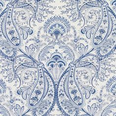 Pattern #42439 - 171 | Pheasant Hill Paisley Collection | Duralee Fabric by Duralee