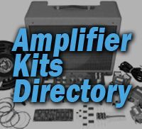 Guitar Amp Kits Directory