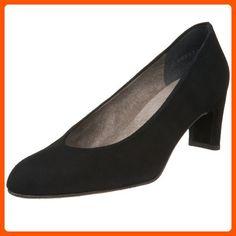 Gabor Shoes Damen Basic Pumps, Blau (Marine), 44 EU