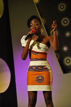 Another stunning outfit by Duaba Serwaa