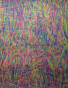 Marta Minujin, 'Energia onda interior y proyección del ser', 2015