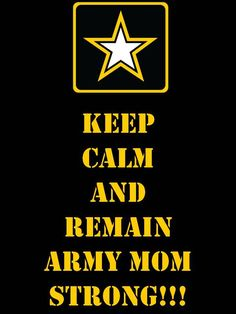 Army mom strong!