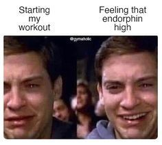 """Only on the hard day. Comment if you been through Please pin it on these board """"funny"""" """"humour"""" """"memes"""" funhumour"""" """"picture"""" this 20 Memes of the Day Gym Memes, Gym Humor, Workout Humor, Fitness Humor, Funny Fitness, Fitness Motivation, Funny Relatable Memes, Funny Texts, Funny Quotes"""