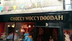 Choccywoccydoodah à Brighton, Brighton and Hove