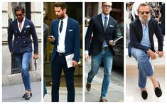 We've gathered our favorite ideas for How To Wear A Blazer With Jeans Mens Style Guide The, Explore our list of popular images of How To Wear A Blazer With Jeans Mens Style Guide The. Blazer With Jeans Men, Black Jeans Men, Black Jeans Outfit, Blazer Outfits, Jacket Jeans, Black Suit Men, Black Suit Jacket, Best Pants For Men, Versace Jeans Mens