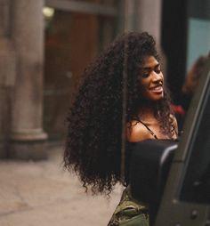 See this Instagram photo by @sunnysempai • @heatherbanie  || long curly hair. Long natural hair. Waist length curls. Natural hair. Curls. Curly hair.