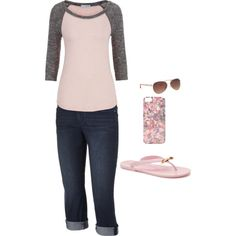 First day of Spring!!!! by epb5000 on Polyvore featuring Jennifer Lopez and Ted Baker