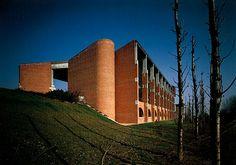 CENTRO ELETTROCONTABILE A ZOLA PREDOSA, BOLOGNA. 1979-1981
