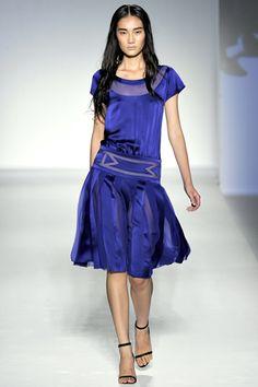 Alberta Ferretti - spring 2012 ready-to-wear