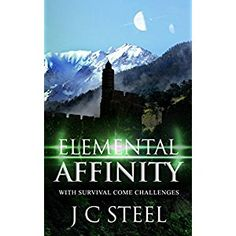 #BookReview of #ElementalAffinity from #ReadersFavorite - https://readersfavorite.com/book-review/elemental-affinity  Reviewed by Melinda Hills for Readers' Favorite  Cortiora Khyria Ilan, leader of the Wildcat Cortia of mercenaries, is sent to learn more about a medieval planet the Federated Planets Alliance wants to bring under its control in Elemental Affinity: With Survival Come Challenges by J.C. Steel. While rebellious Ilan is dealing with political issues and attempted assassinations…
