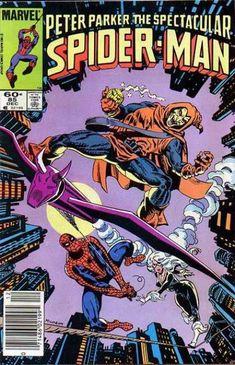 Peter Parker, the Spectacular Spider-Man #85