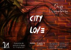 """""""City love"""" painting and graphics exhibition by Oana Unciuleanu  #abstract #acrylic #art #artist #artwork #color #creative #fineart #illustration #myart #onlineart #paint #painting #paintings #wallart #watercolor #artsy #composition #amazing #beautiful #picture #cool #fun #feelingartsy #visualdiary #masterpiece #gallery #inspiration #newartwork #femaleartist Visual Diary, Love Painting, Acrylic Art, Online Art, New Art, Composition, Artsy, Victoria, Graphics"""