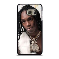 YNW MELLI RAPPER Samsung Galaxy S6 Edge Plus Case Cover  Vendor: Favocase Type: Samsung Galaxy S6 Edge Plus case Price: 14.90  This extravagance YNW MELLI RAPPER Samsung Galaxy S6 Edge Plus Case Cover will give fabulous style to yourSamsung S6 Edge phone. Materials are from durable hard plastic or silicone rubber cases available in black and white color. Our case makers customize and produce all case in high resolution printing with good quality sublimation ink that protect the back sides… Iphone 11 Pro Case, Iphone Case Covers, Samsung Galaxy S6, Galaxy S7, S7 Case, Plus 8, Galaxy Note 10, Black And White Colour, Silicone Rubber