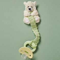 How to knit for babies PLUS free crochet pattern!