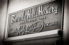 Beverly Hills Hosiery