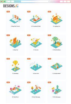 Design Bundles, Cool Designs, Presentation, Illustration, Projects, Free, Log Projects, Blue Prints, Illustrations