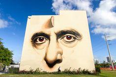 iNO: El ser humano llevado al muralismo